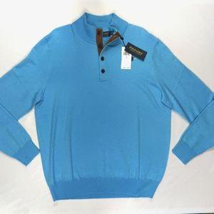 NWT Ralph Lauren Polo Golf Torrey Pines blue